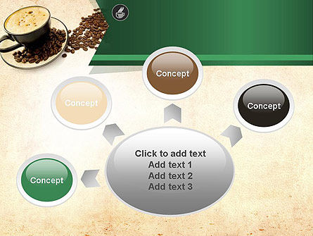 Mocha Coffee Flavor PowerPoint Template Slide 7