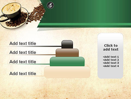 Mocha Coffee Flavor PowerPoint Template Slide 8