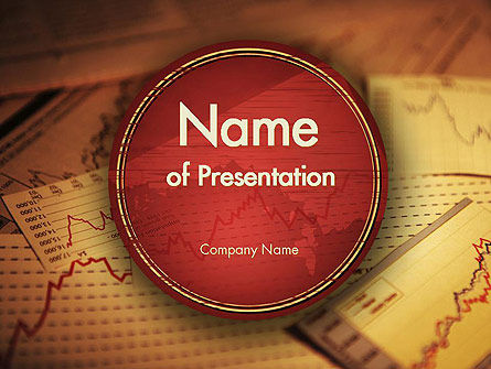 Stock Broker Services PowerPoint Template