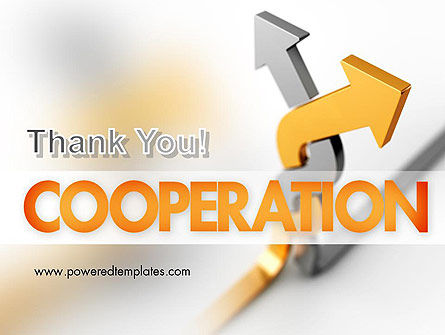 Work Together PowerPoint Template Slide 20