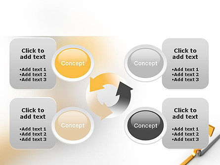 Work Together PowerPoint Template Slide 9