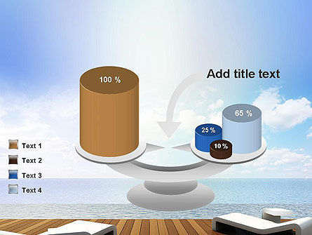 Wooden Terrace PowerPoint Template Slide 10