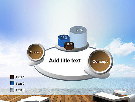 Wooden Terrace PowerPoint Template Slide 16