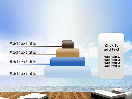 Wooden Terrace PowerPoint Template Slide 8