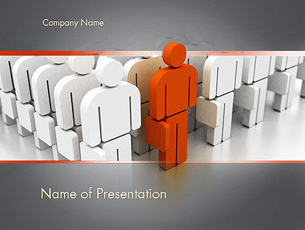 Talent Management PowerPoint Template, 11408, Education & Training — PoweredTemplate.com