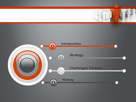 Talent Management PowerPoint Template, Slide 3, 11408, Education & Training — PoweredTemplate.com
