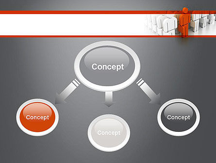 Talent Management PowerPoint Template, Slide 4, 11408, Education & Training — PoweredTemplate.com