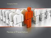 Education & Training: 人才管理PowerPoint模板 #11408