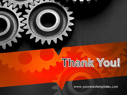Working Wheels PowerPoint Template Slide 20