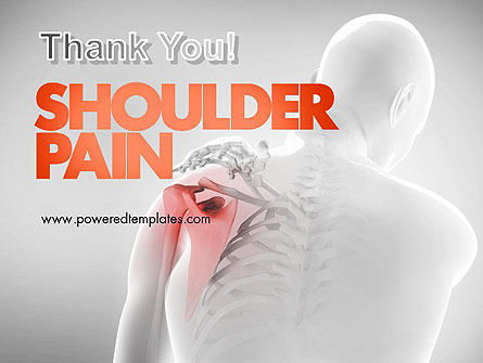Shoulder Disorders PowerPoint Template Slide 20