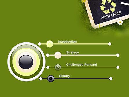 Waste Management PowerPoint Template, Slide 3, 11419, Nature & Environment — PoweredTemplate.com