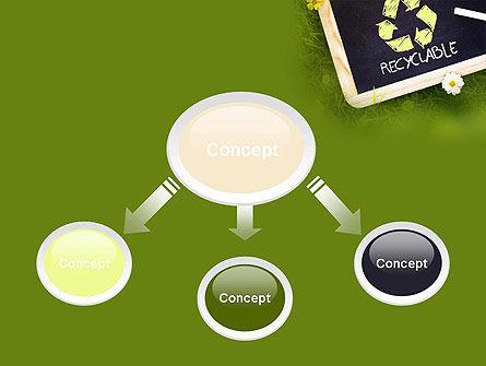 Waste Management PowerPoint Template, Slide 4, 11419, Nature & Environment — PoweredTemplate.com