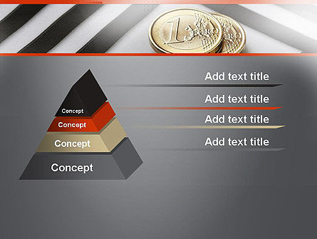 Money in Maze PowerPoint Template Slide 12