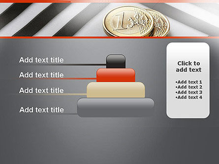 Money in Maze PowerPoint Template Slide 8