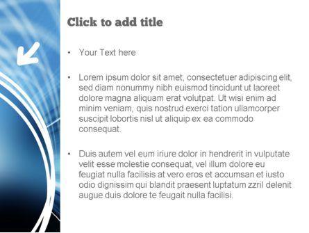 Rapid PowerPoint Template, Slide 3, 11421, Abstract/Textures — PoweredTemplate.com