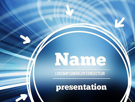 Abstract/Textures: Rapid PowerPoint Template #11421