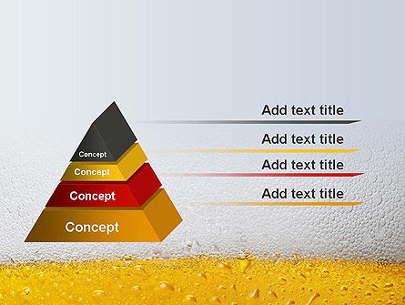 Beer Theme PowerPoint Template Slide 12