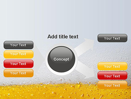 Beer Theme PowerPoint Template Slide 14