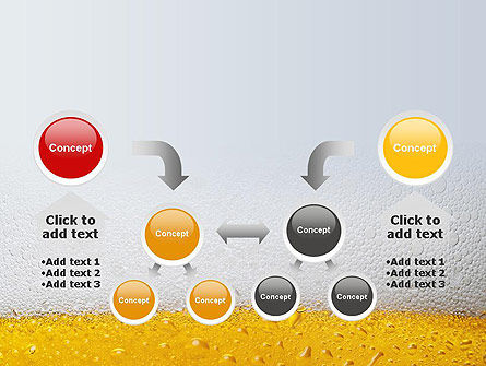 Beer Theme PowerPoint Template Slide 19
