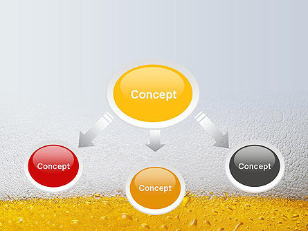 Beer Theme PowerPoint Template Slide 4