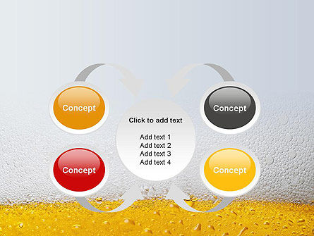 Beer Theme PowerPoint Template Slide 6