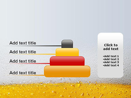 Beer Theme PowerPoint Template Slide 8