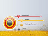Beer Theme PowerPoint Template#3
