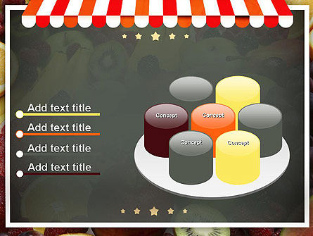 Grocery Store PowerPoint Template Slide 12