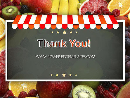 Grocery Store PowerPoint Template Slide 20