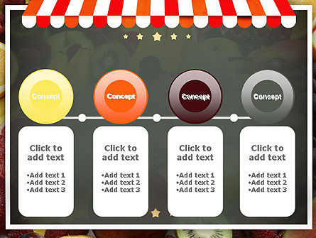 Grocery Store PowerPoint Template Slide 5