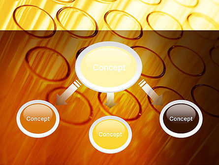 Test Tubes PowerPoint Template, Slide 4, 11425, Technology and Science — PoweredTemplate.com