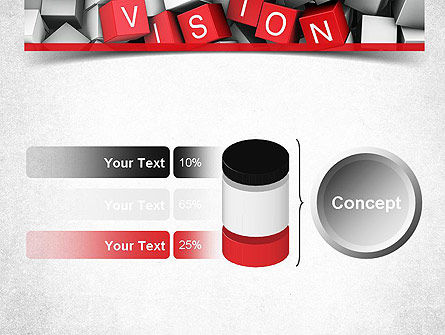Vision PowerPoint Template Slide 11