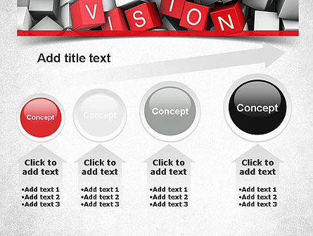 Vision PowerPoint Template Slide 13