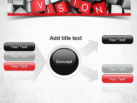 Vision PowerPoint Template Slide 14