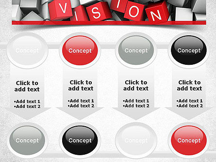 Vision PowerPoint Template Slide 18