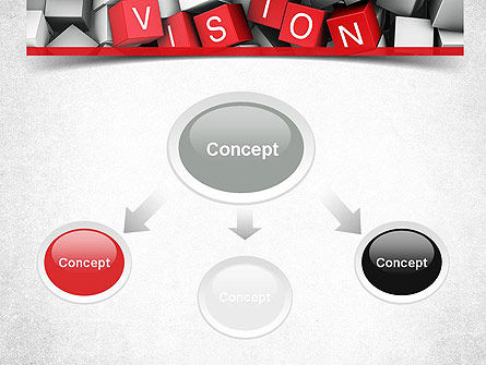 Vision PowerPoint Template, Slide 4, 11427, Business Concepts — PoweredTemplate.com