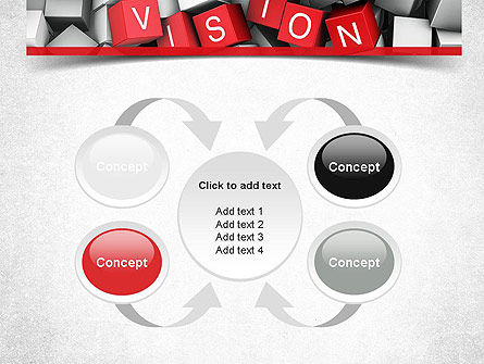 Vision PowerPoint Template Slide 6