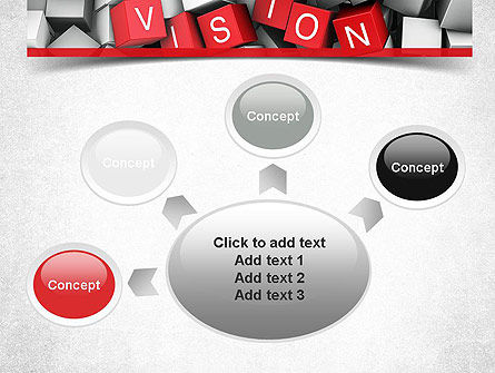 Vision PowerPoint Template Slide 7