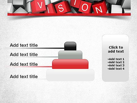 Vision PowerPoint Template Slide 8