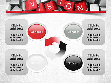 Vision PowerPoint Template Slide 9