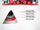 Vision PowerPoint Template#12