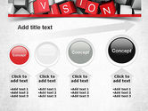 Vision PowerPoint Template#13