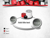 Vision PowerPoint Template#16
