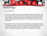 Vision PowerPoint Template#2