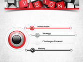Vision PowerPoint Template#3