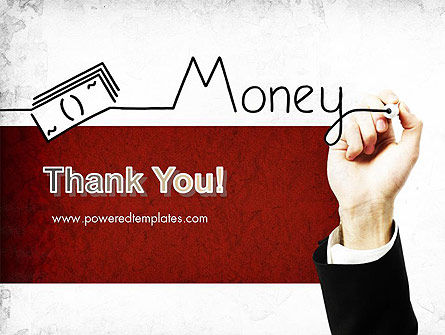 Money Presentation PowerPoint Template Slide 20
