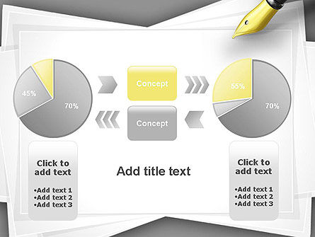 Inkpen PowerPoint Template Slide 16