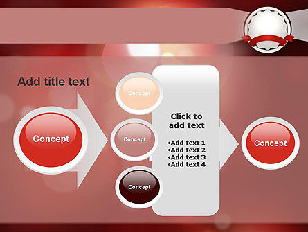 Special Occasion Background PowerPoint Template Slide 17
