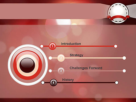 Special Occasion Background PowerPoint Template Slide 3