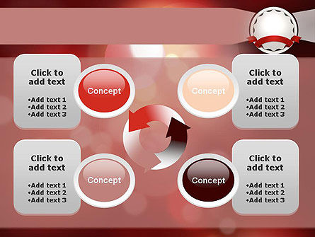 Special Occasion Background PowerPoint Template Slide 9